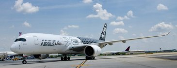 A350 XWB arrives in the United States_2
