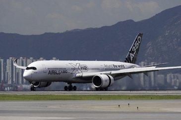A350 XWB route proving Hong Kong 3