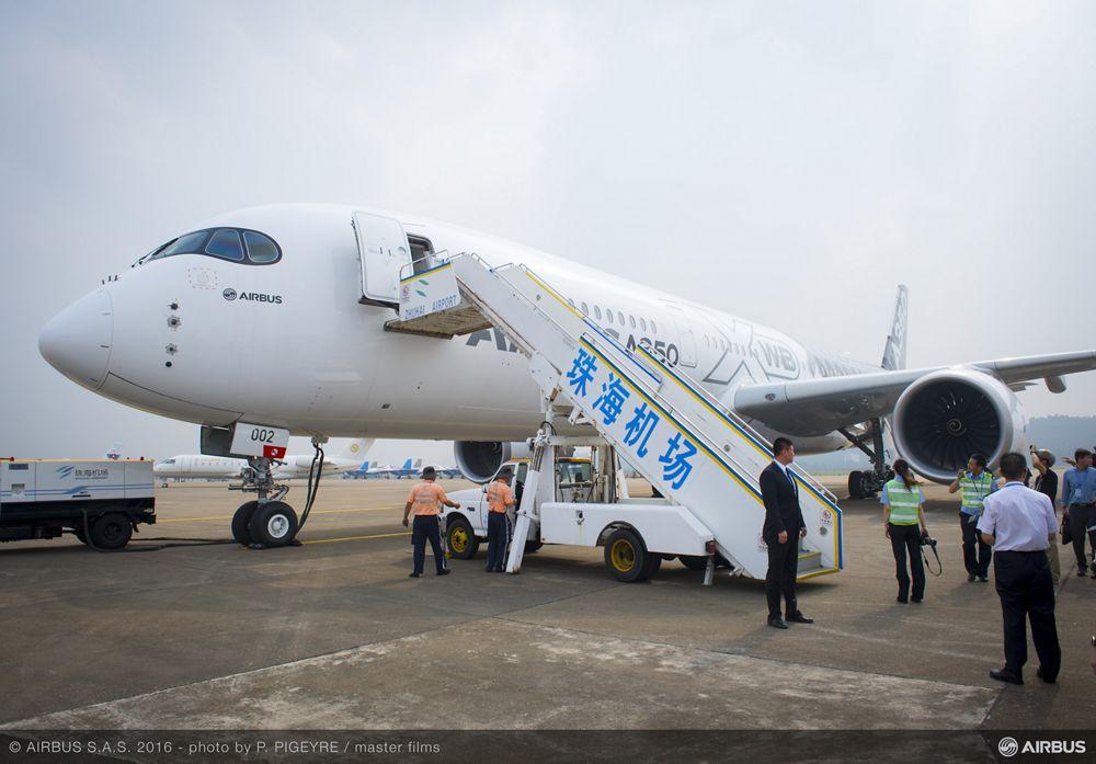 Airbus A350 XWB China tour_1