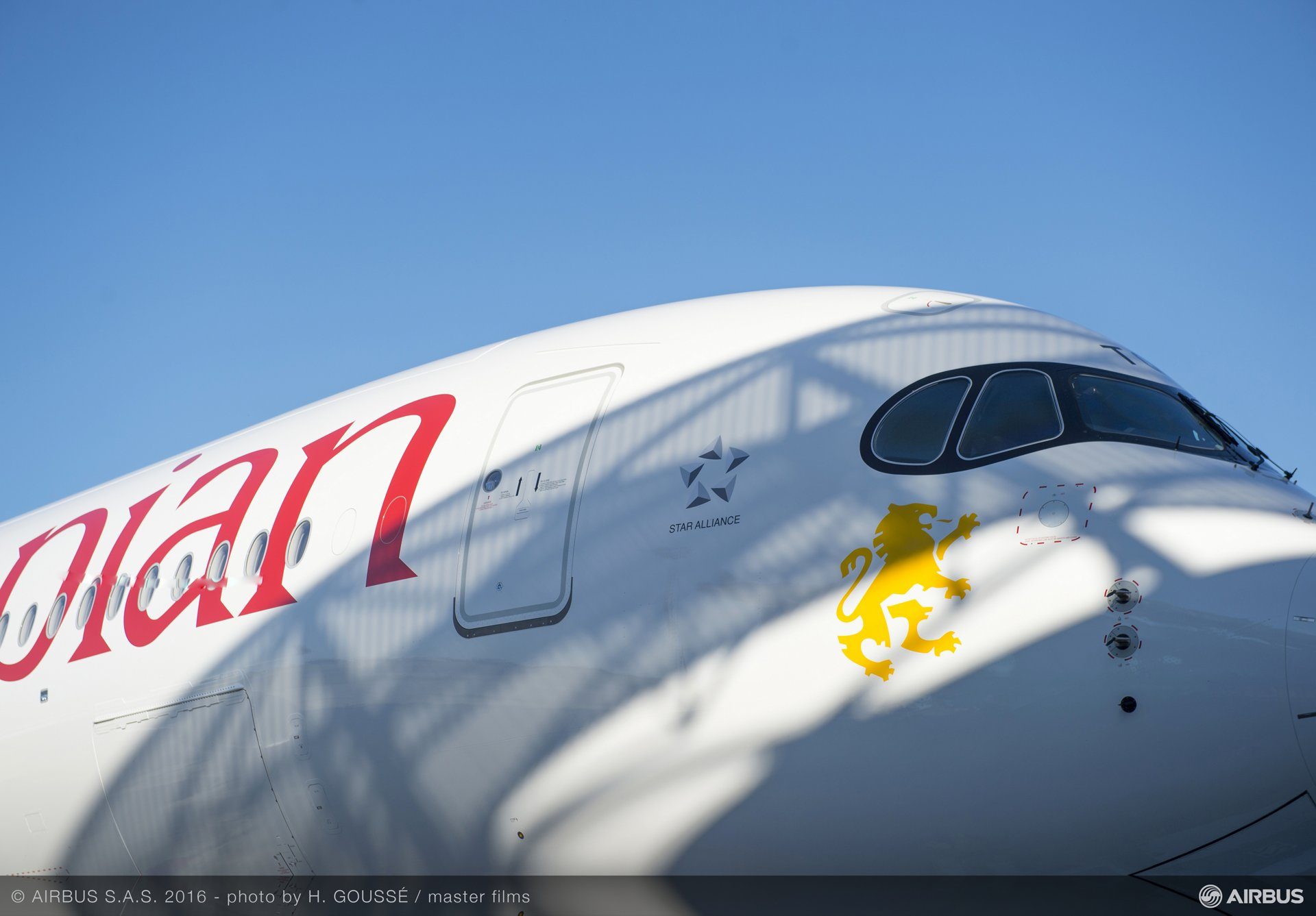 A350-900_Ethiopian Airlines first delivery 1