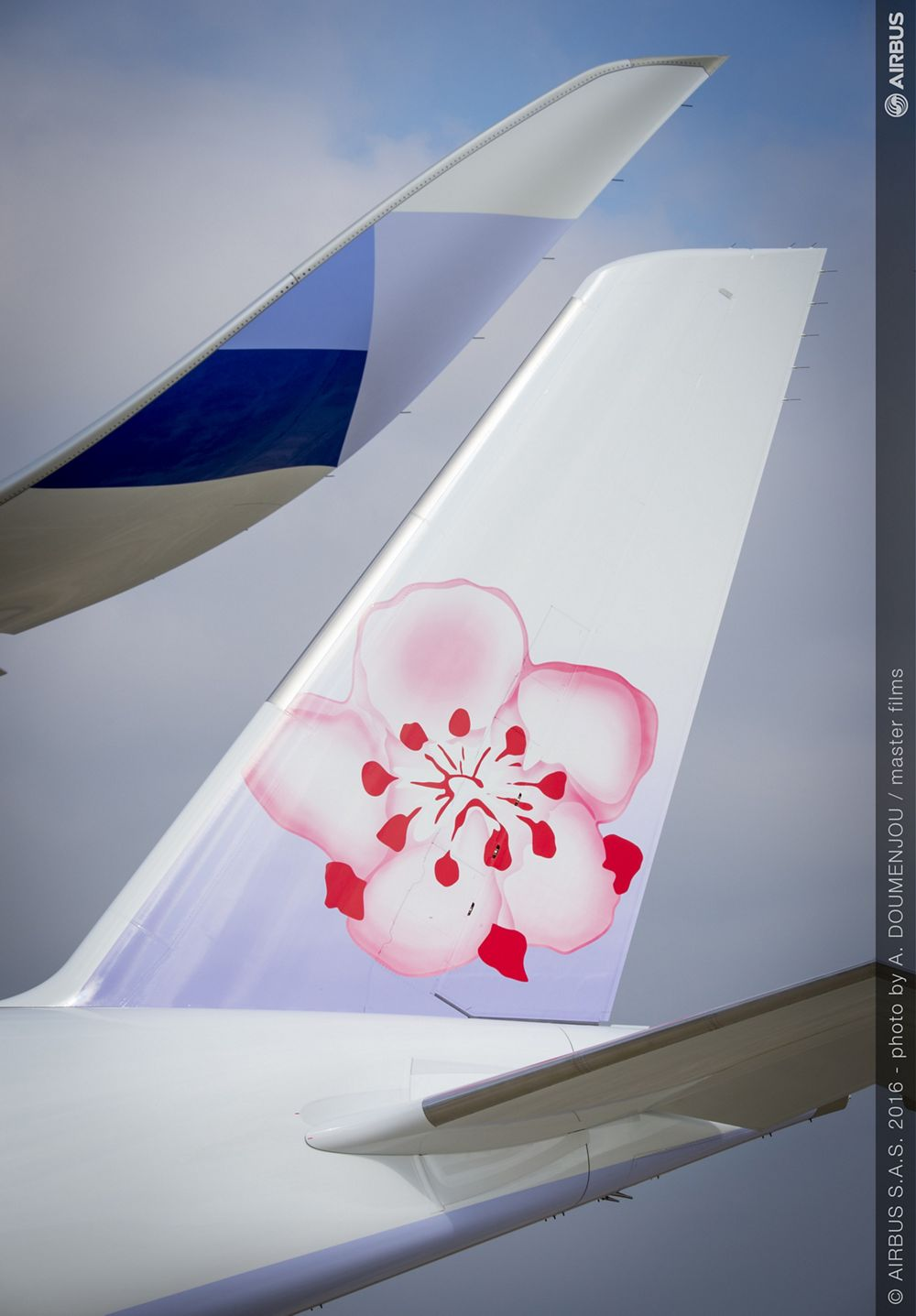 China Airlines' first A350 XWB_delivery 3
