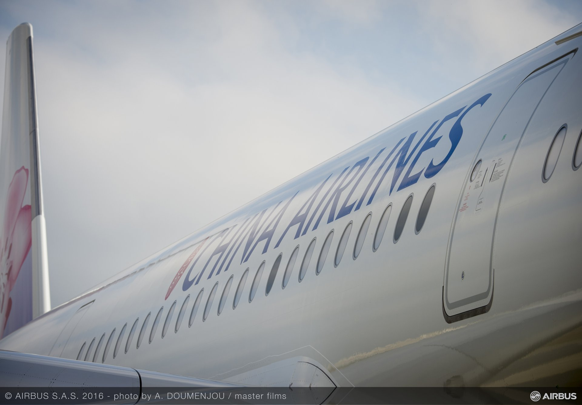 China Airlines' first A350 XWB_delivery 6