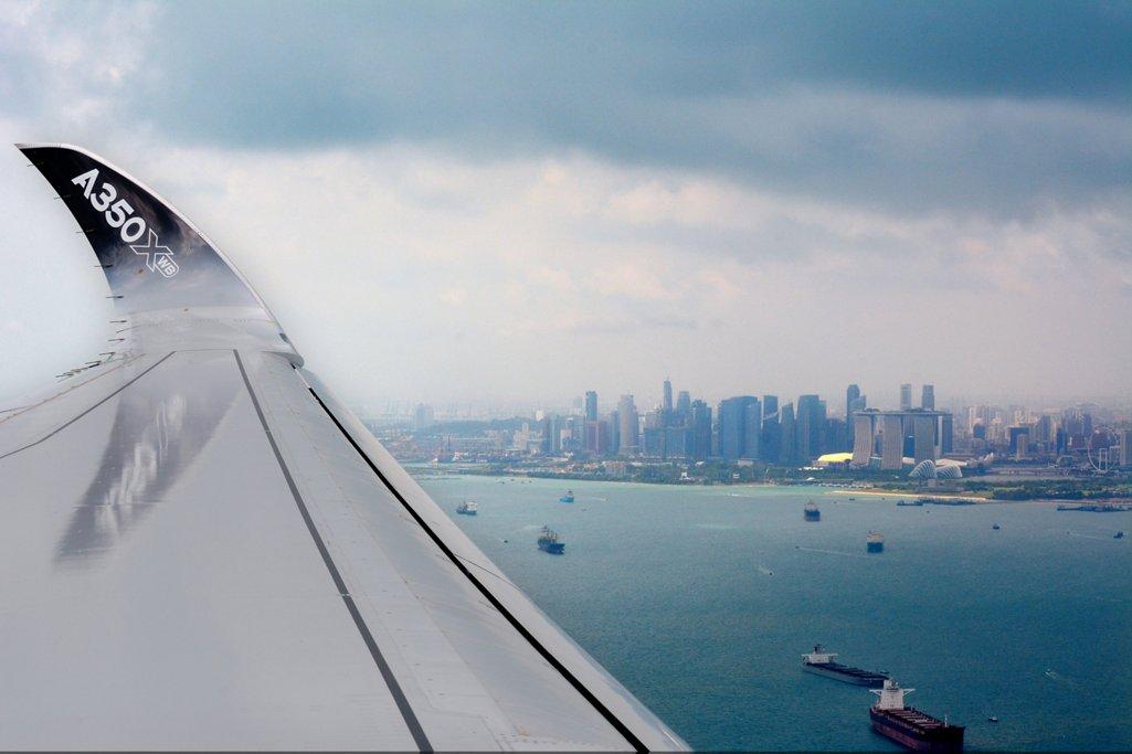 Airbus in Singapore