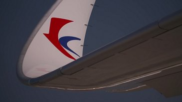 A350-900 China Eastern Graphics & First Flight