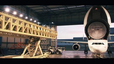 A350-900ULR Singapore Airlines - VIDEO