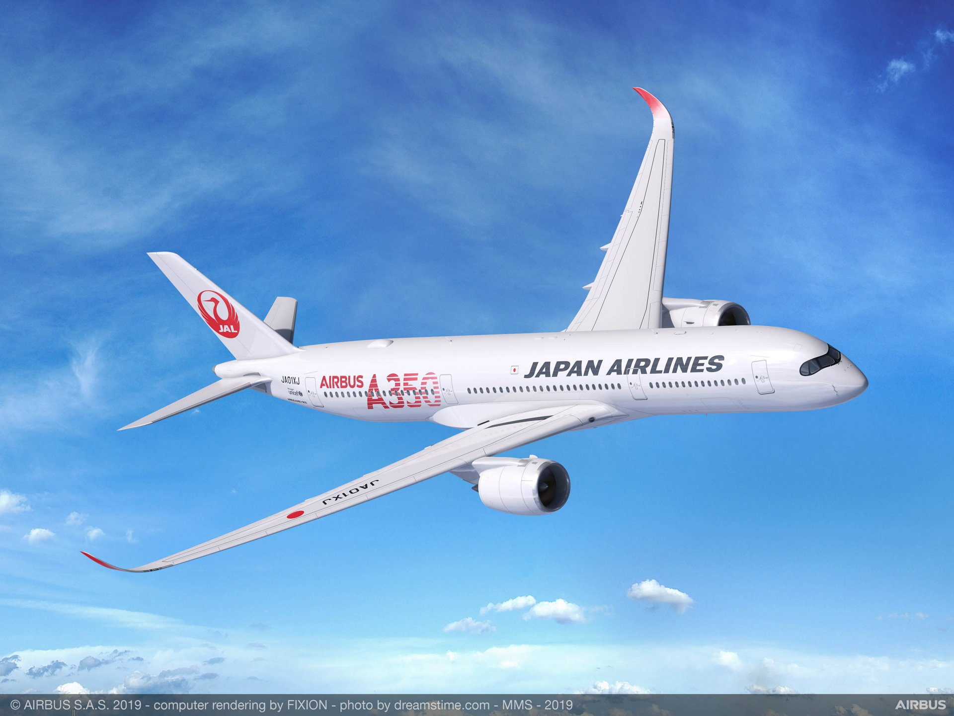 A350 XWB Receives Type Certificate from Transport Ministry of Japan