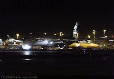 A350 XWB_Takeoff