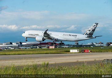 A350 XWB completes route-proving tour 2