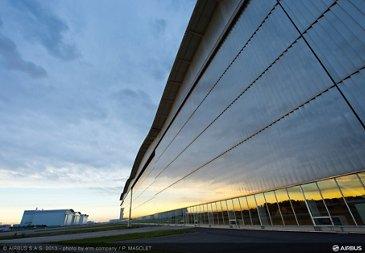 A380 Building