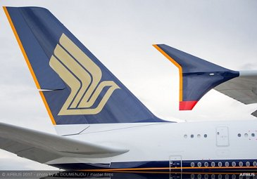 New Singapore Airlines A380 delivery ceremony – MSN243 4