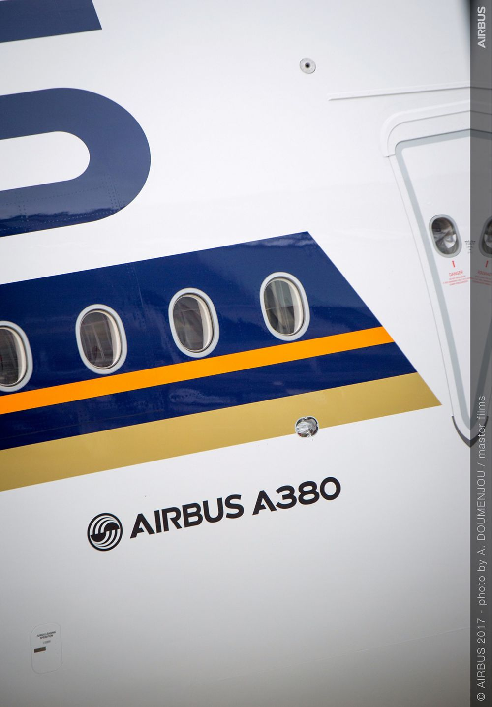 New Singapore Airlines A380 delivery ceremony – MSN243 3