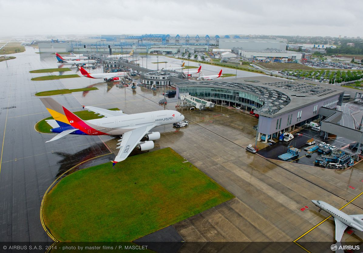 A380 Asiana delivery ceremony 14