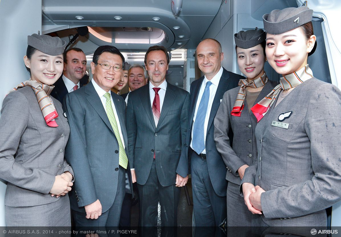 A380 Asiana delivery ceremony 20