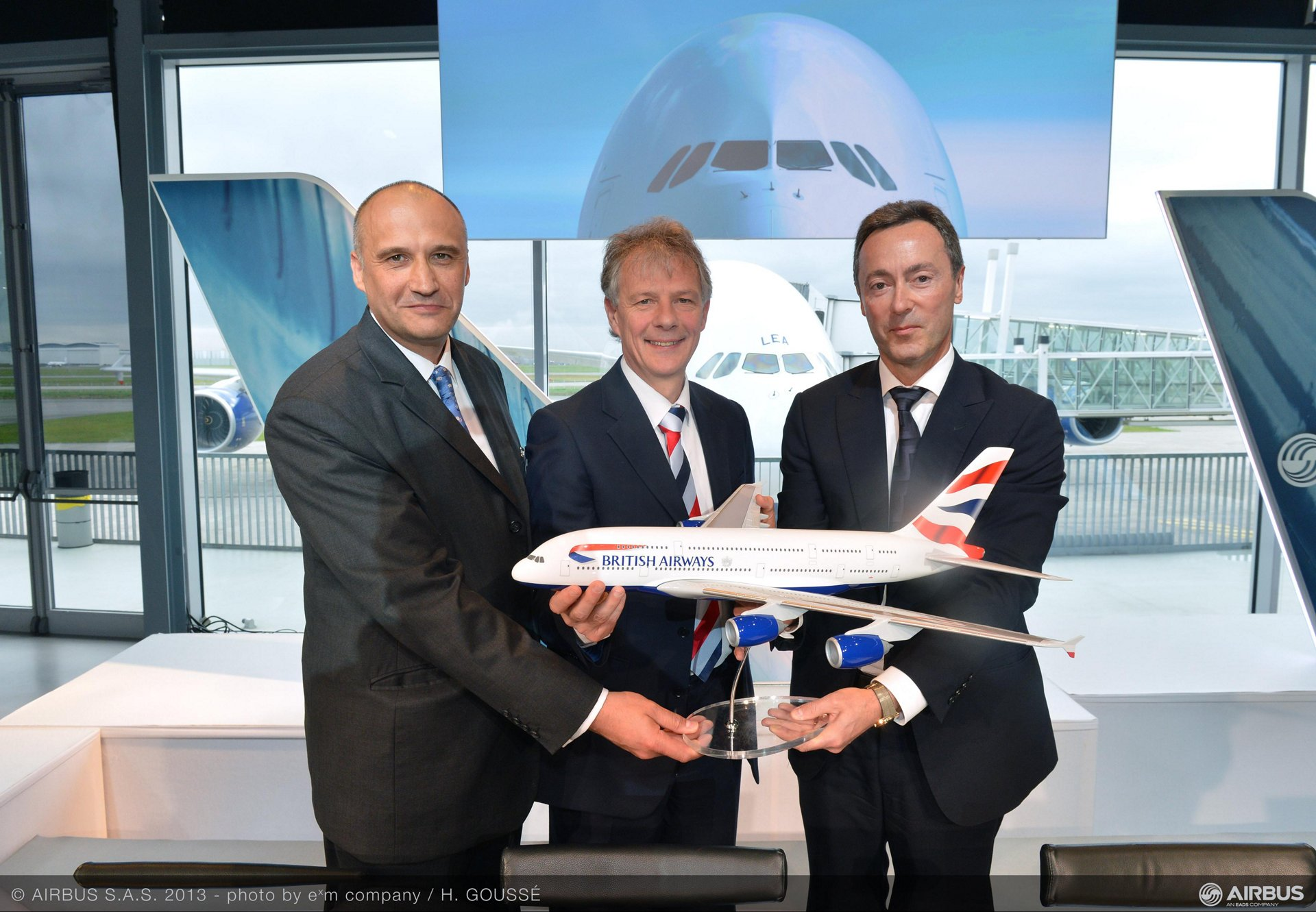A380 BAW Signature