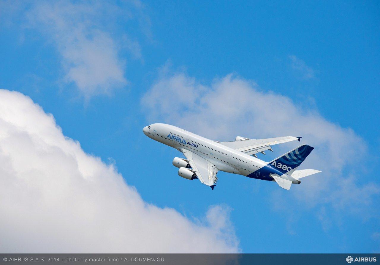 A380 Demo Flight-2