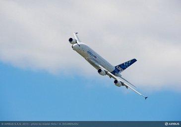A380 Demo Flight-3
