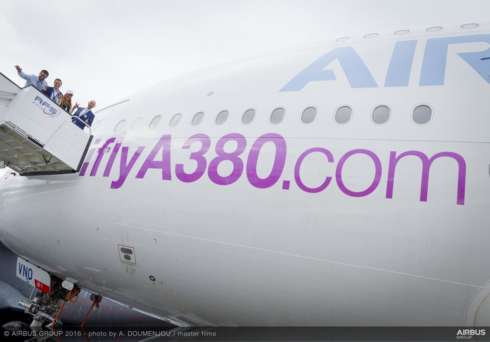 Farnborough Airshow_Day 4_I Fly A380 3