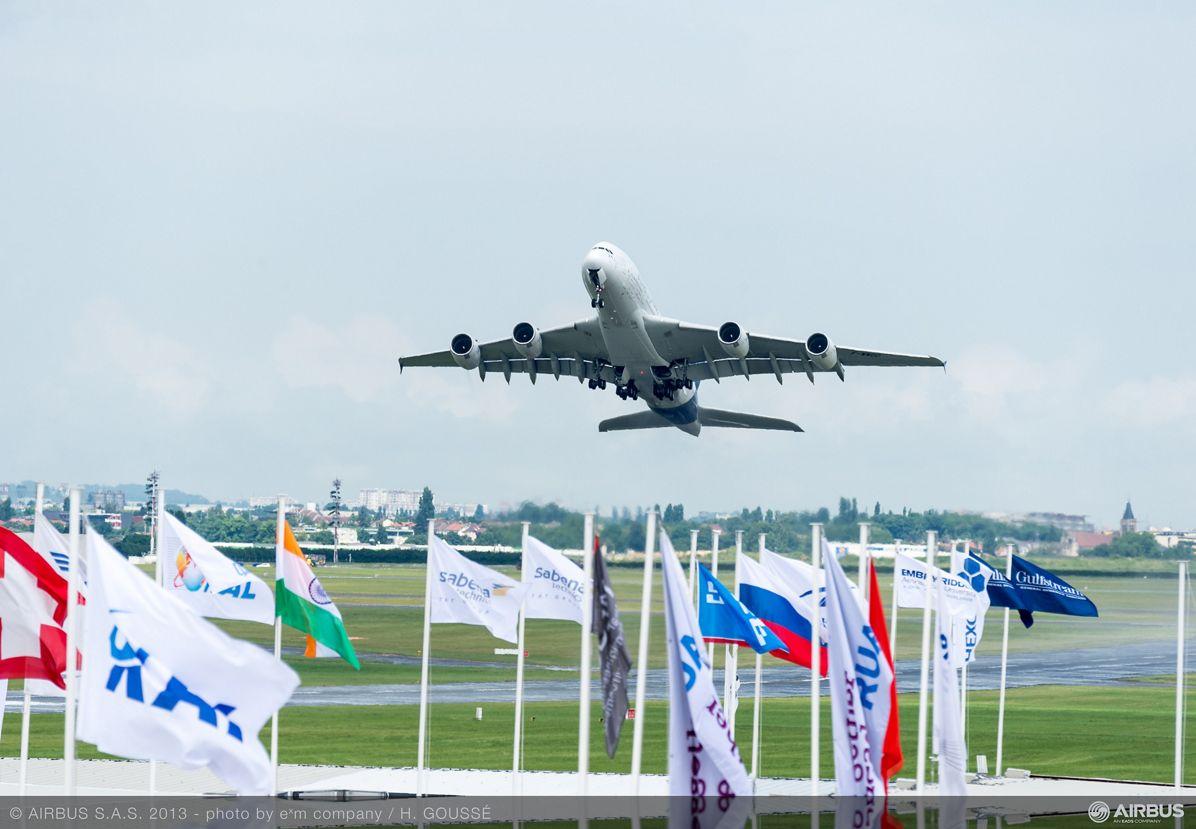 A380 MSN4 flight demo 1