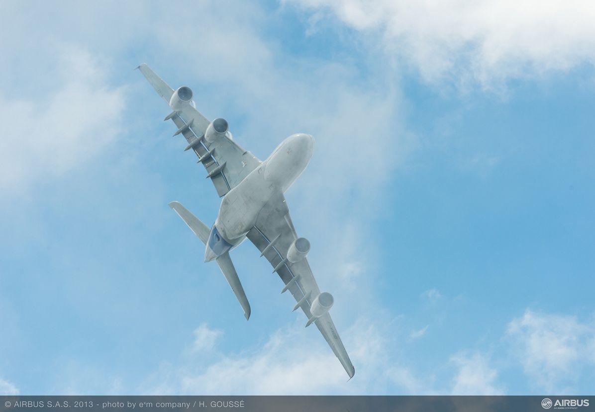 A380 MSN4 flight demo 4