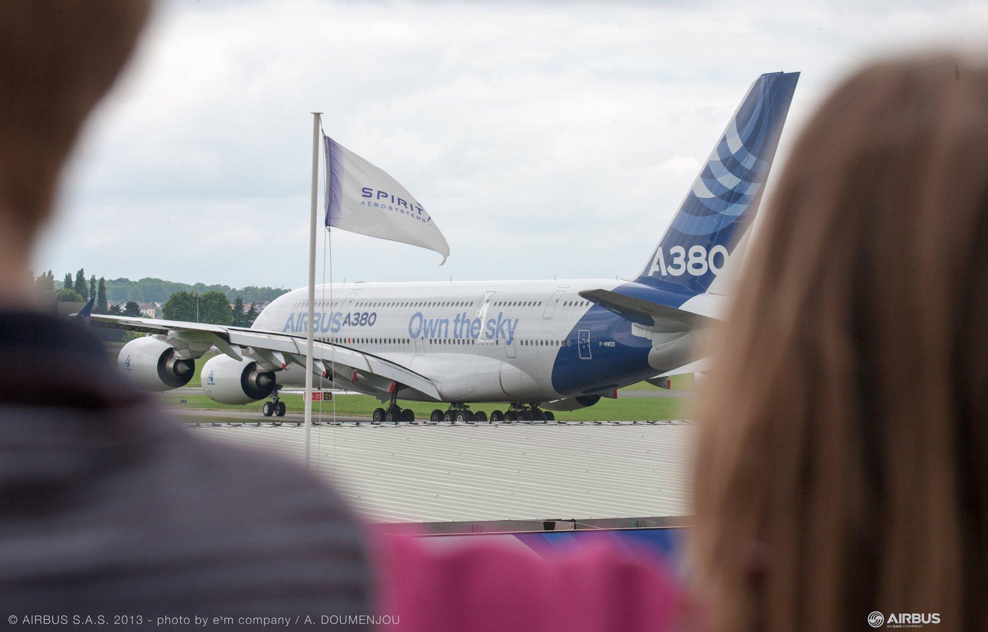 A380 MSN4 flight demo day 5 - 1