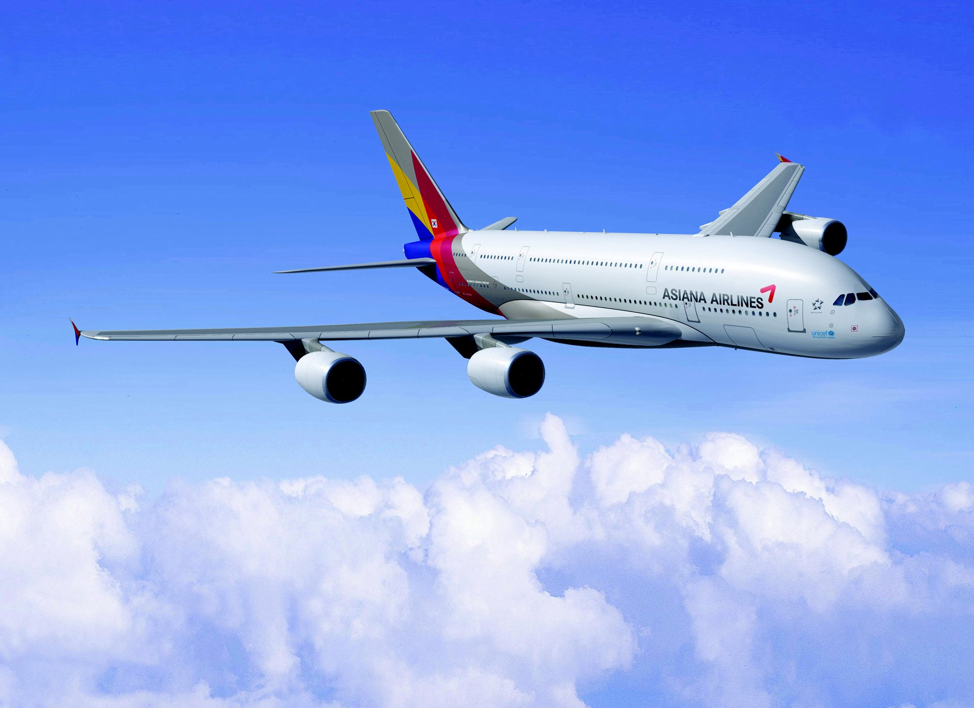 Airbus' 21st century flagship jetliner – the double-deck A380 – is a key to Asiana Airlines' future vision and fleet modernisation strategy