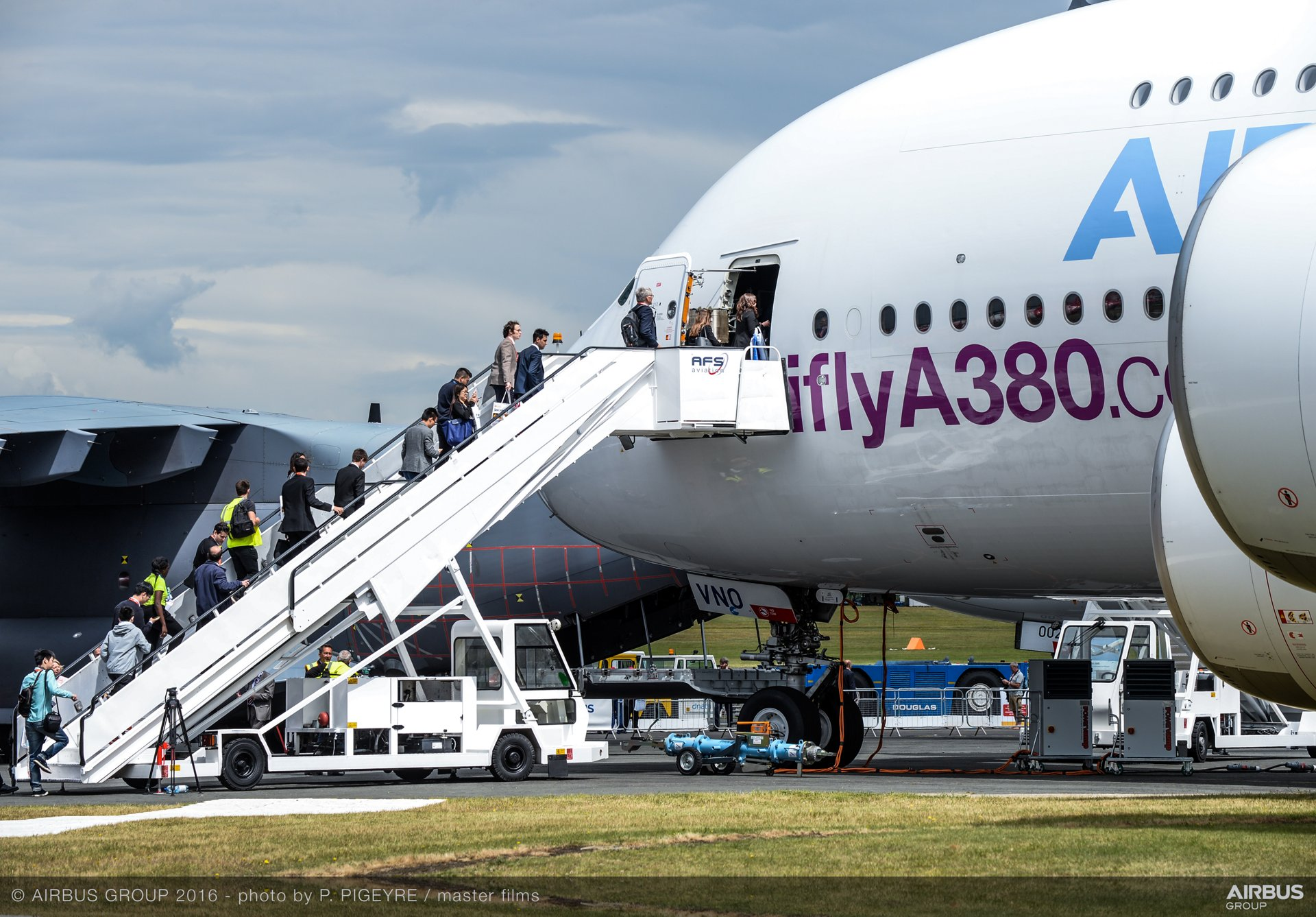 Farnborough Airshow_Day 3_Ambiance 4