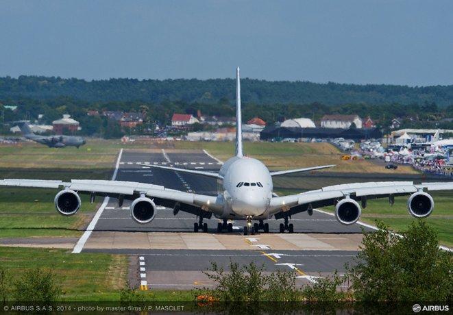 Day 4 Flight demo A380-5