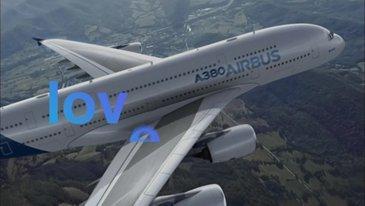 iflyA380 mobile app