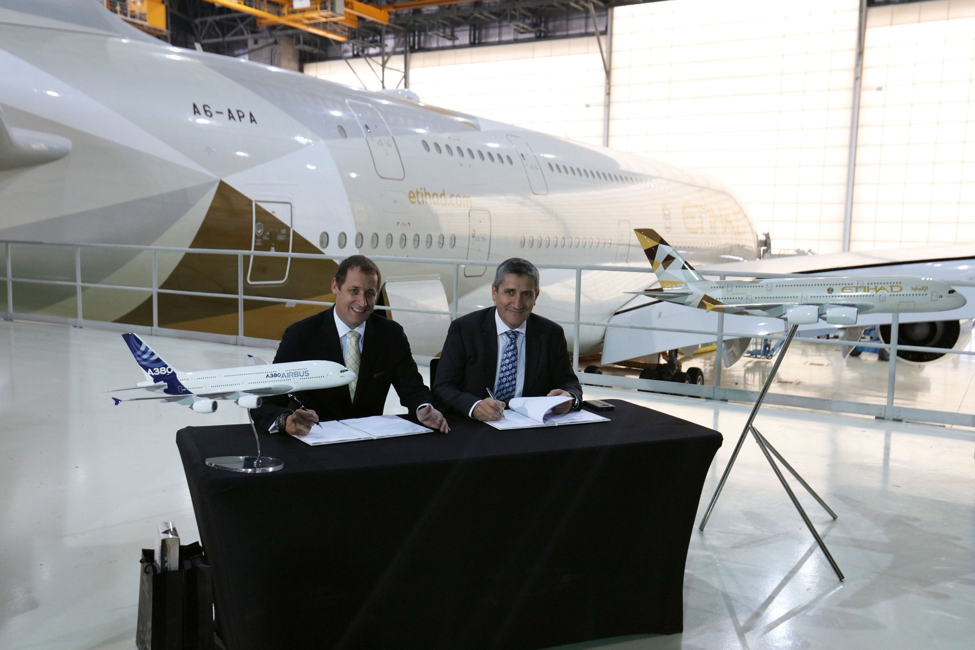 MOU to develop A380 MRO services in Abu Dhabi_2