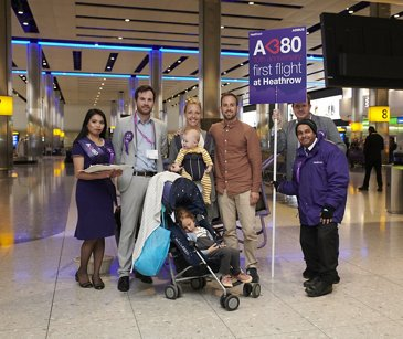 Passengers win VIP treatment at Heathrow
