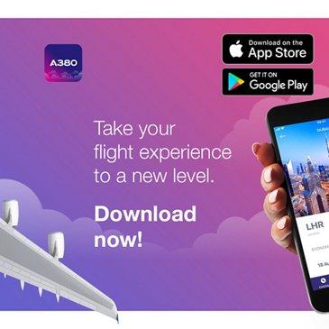 IflyA380 Android App Launch 3