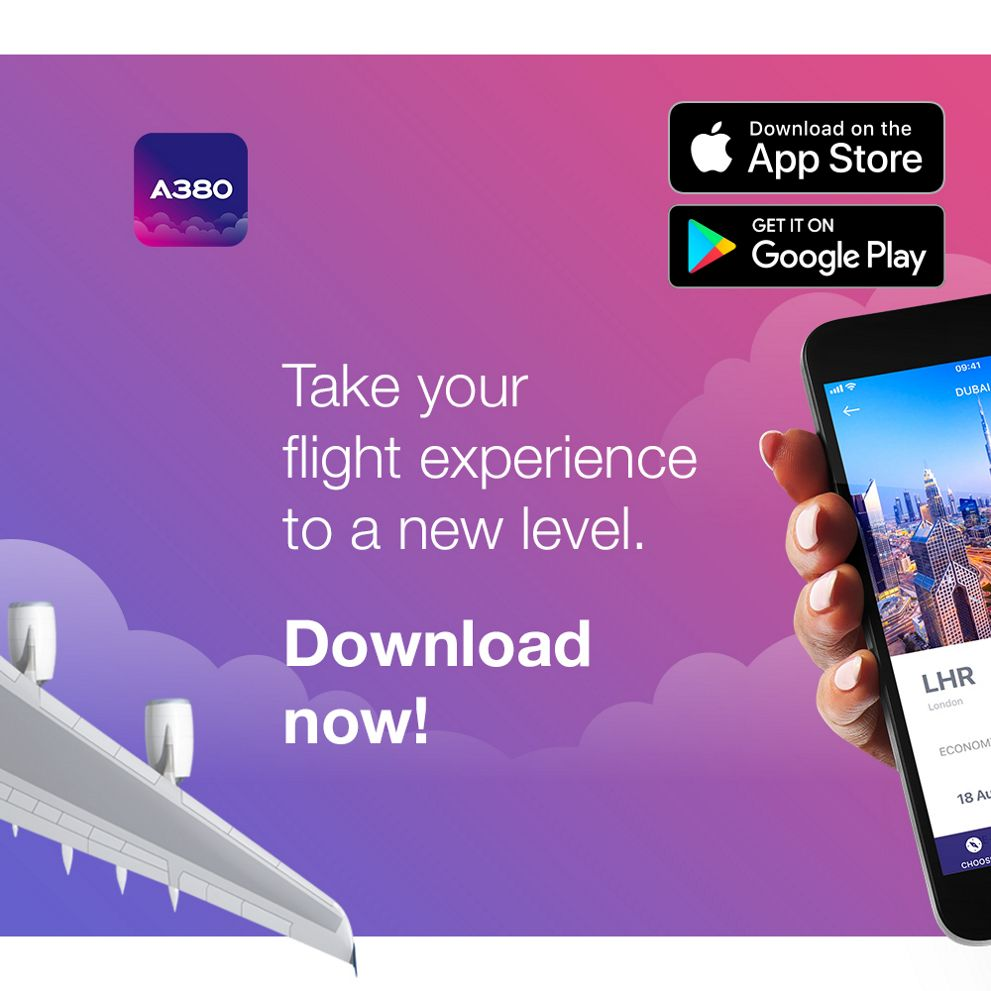 IflyA380 Android App Launch 3