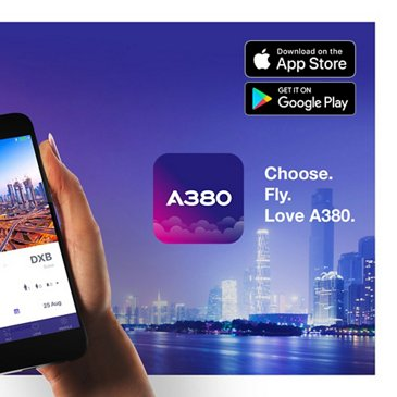 IflyA380 Android App Launch 4