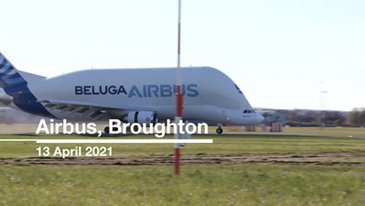Beluga SAF Broughton video