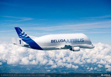Airbus Beluga – In flight 2