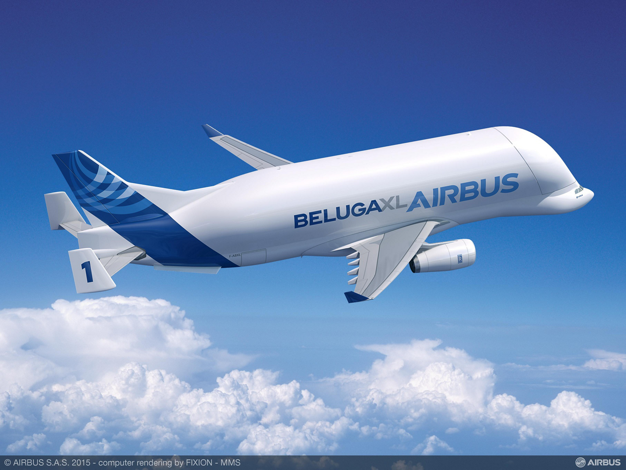 In early 2017, the first of Airbus' five new Beluga XL airlifters will begin taking shape. These transporter aircraft are based on the Freighter version of Airbus' A330-200 jetliner