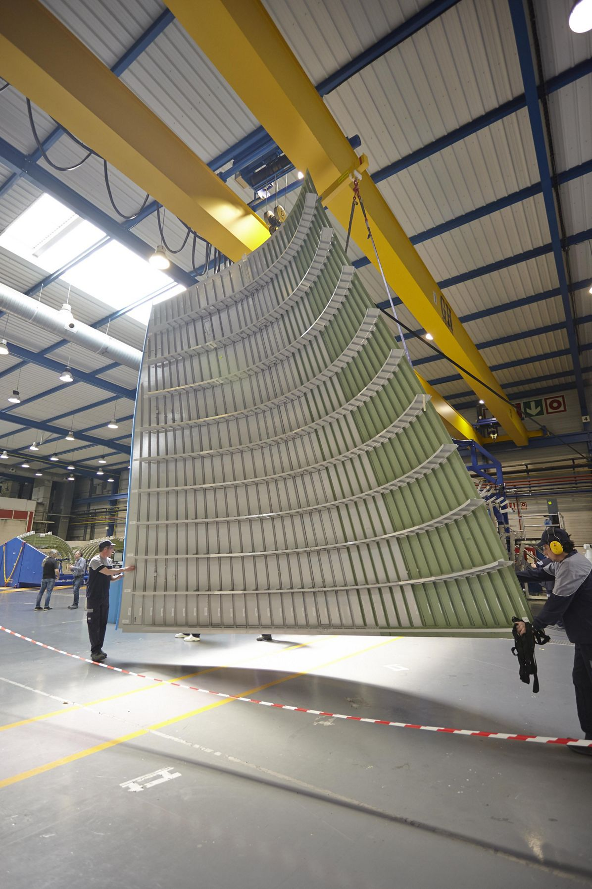 BelugaXL_First large sections 2