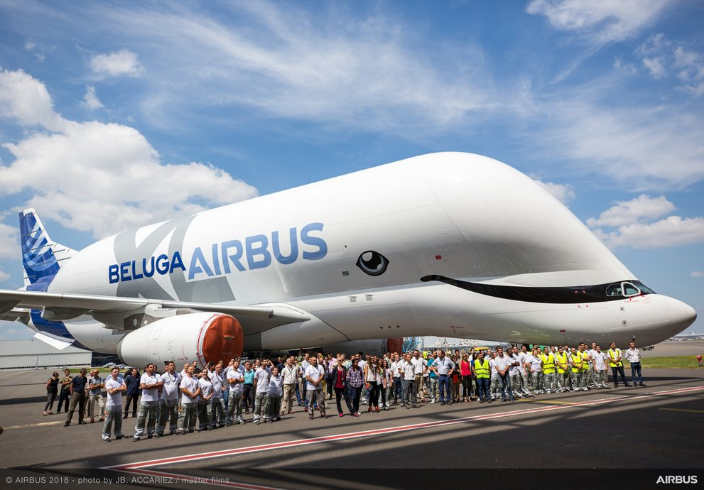BelugaXL with special livery 3