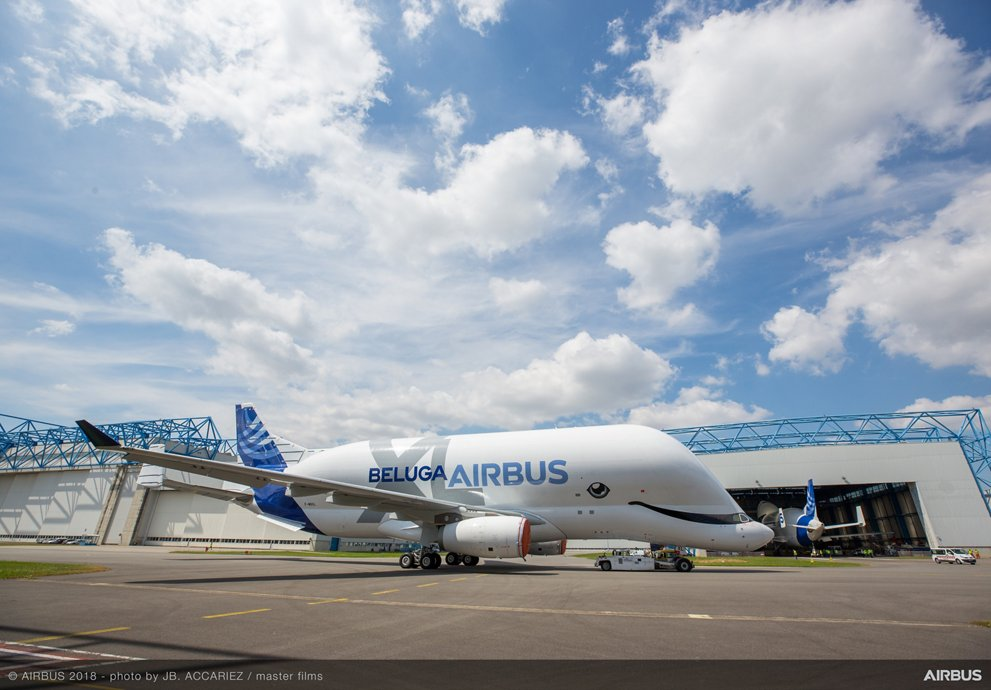 BelugaXL with special livery 2