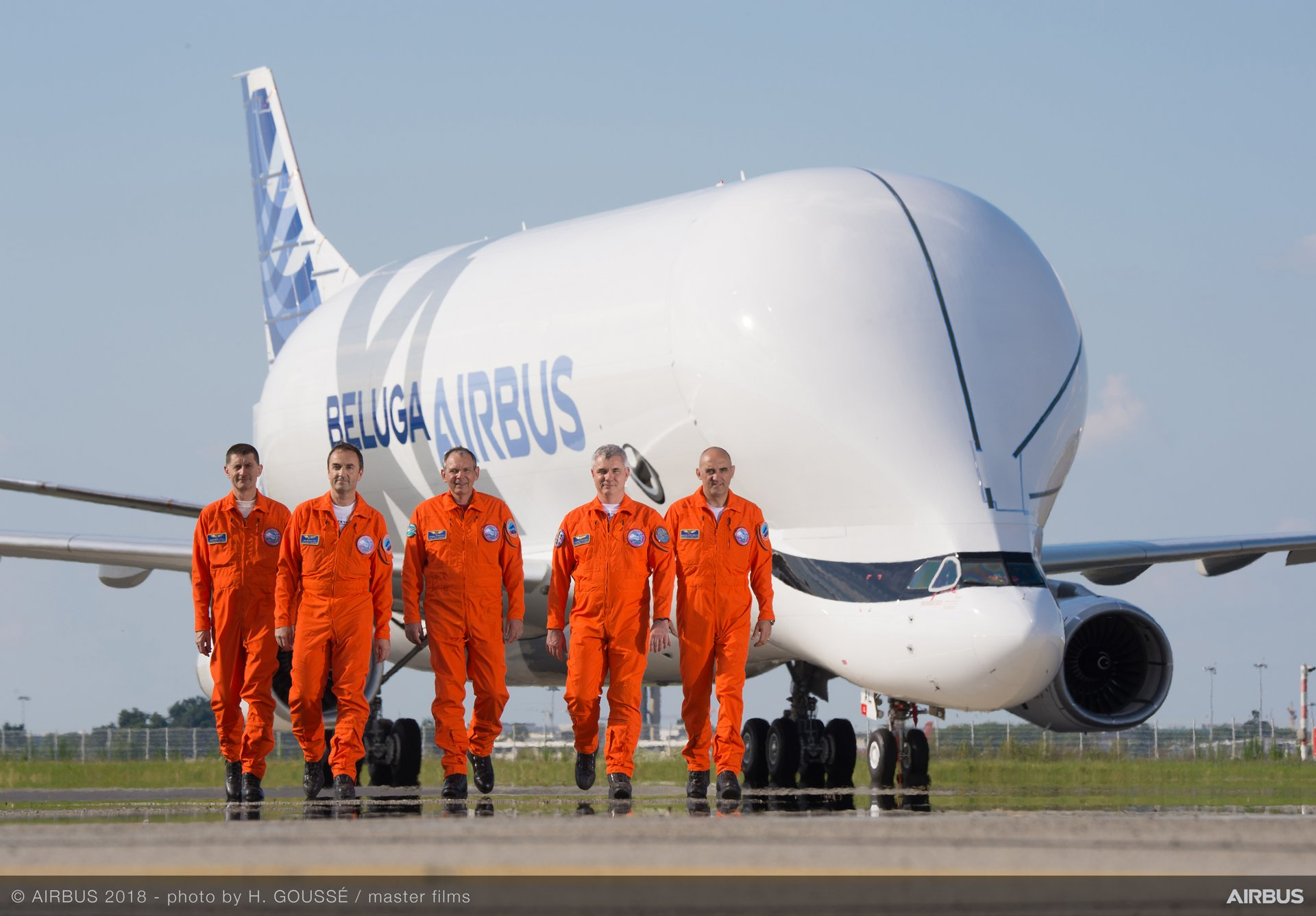 BelugaXL gets ready for an extensive flight tests campaign