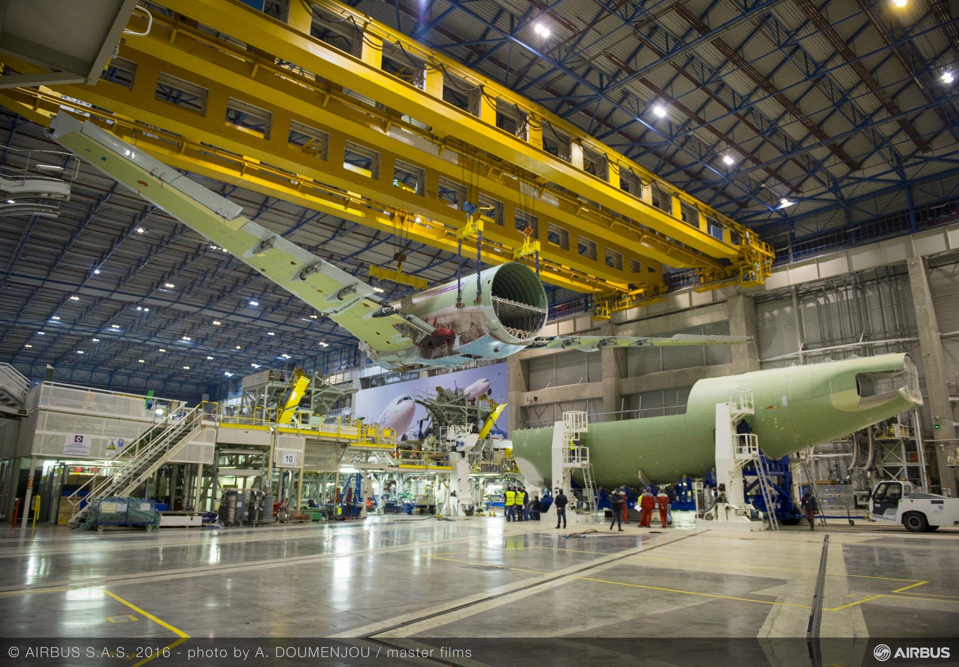 Beluga XL_Core airframe integration 3