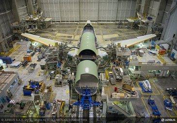 Beluga XL_Core airframe integration 4
