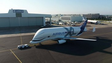 In the making: AG真人计划鈥� first BelugaXL