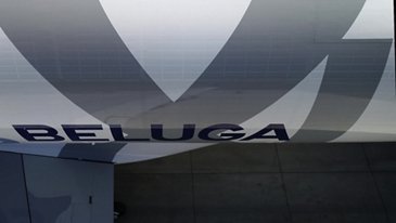 BelugaXL first flight teaser final checks