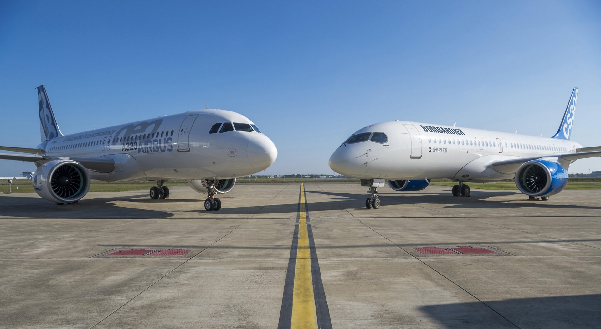 The C Series Aircraft Limited Partnership, in which Airbus acquires a majority stake, brings together two complementary product lines in the 100-150 seat market segment that is projected to represent 6,000 new aircraft over the next 20 years