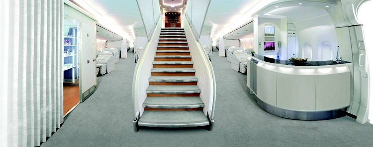 A380 Comfort Efficiency Services 2