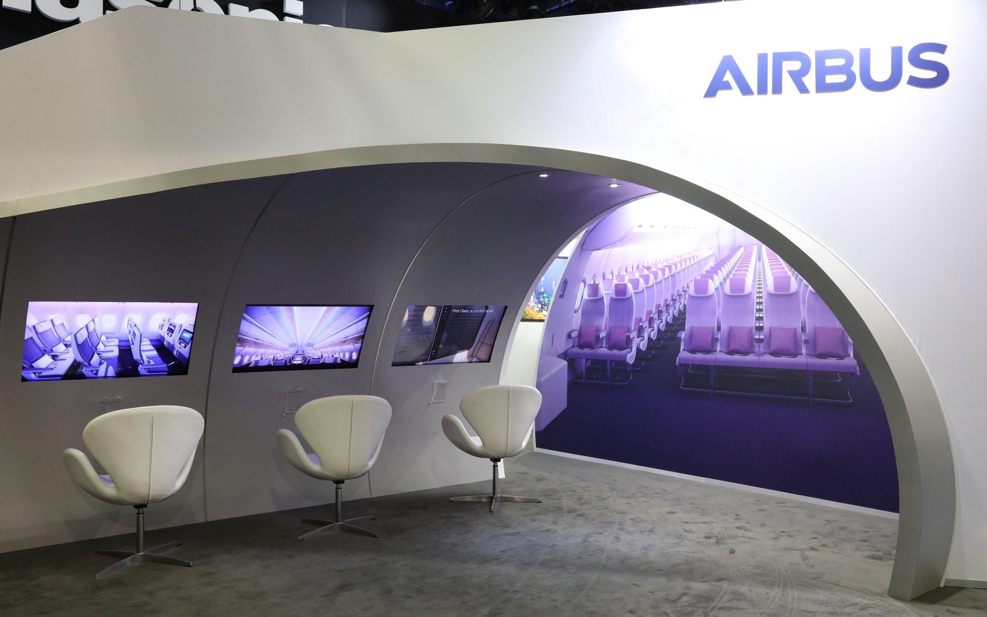 APEX Stand Airbus