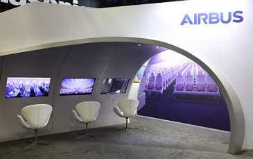 APEX EXPO – Airbus stand