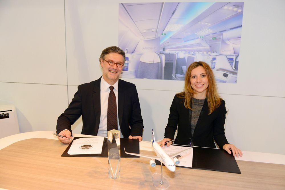 Airbus JetBlue Airspace agreement Apex