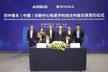 ACIC partners with Royole Technology